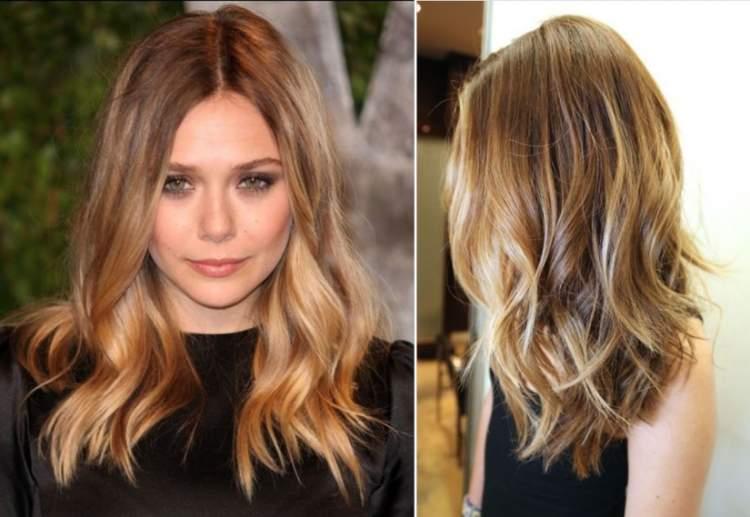Long bob é uma das ideias de cortes de cabelo longo