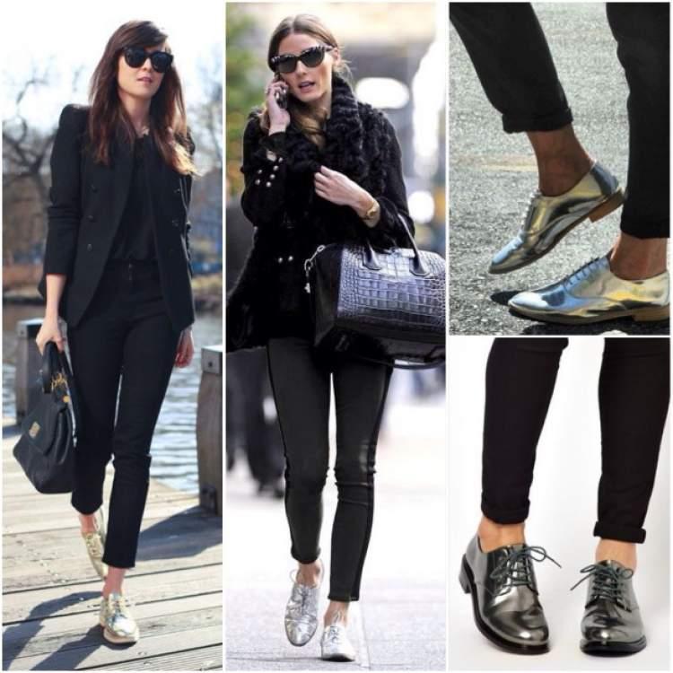 Fuja dos sapatos caretas, use os sapatos modernos