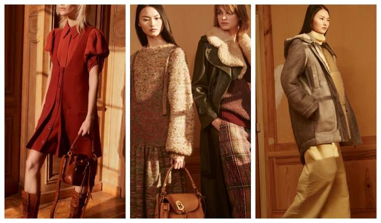 Toque vintage na moda inverno 2018