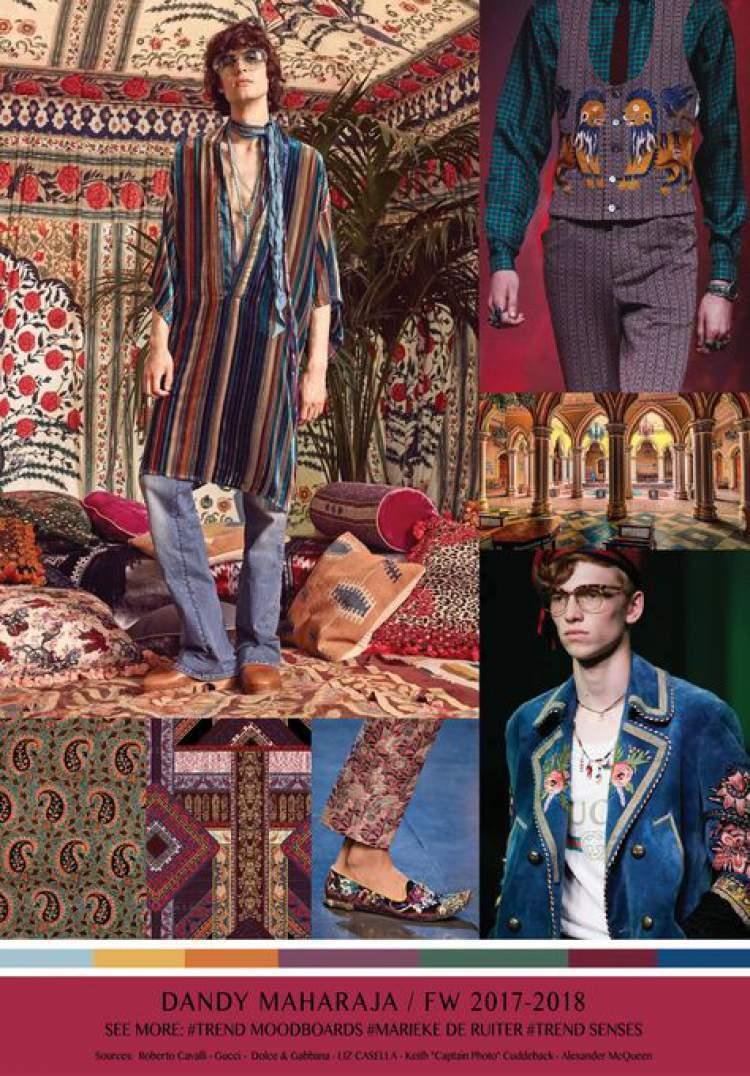 O conflito entre o Oriente e o Ocidente através do tema Indochine será destaque da moda inverno 2018
