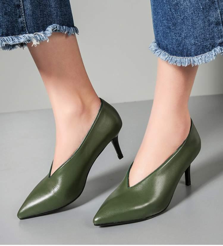 Sapato da moda primavera 2018