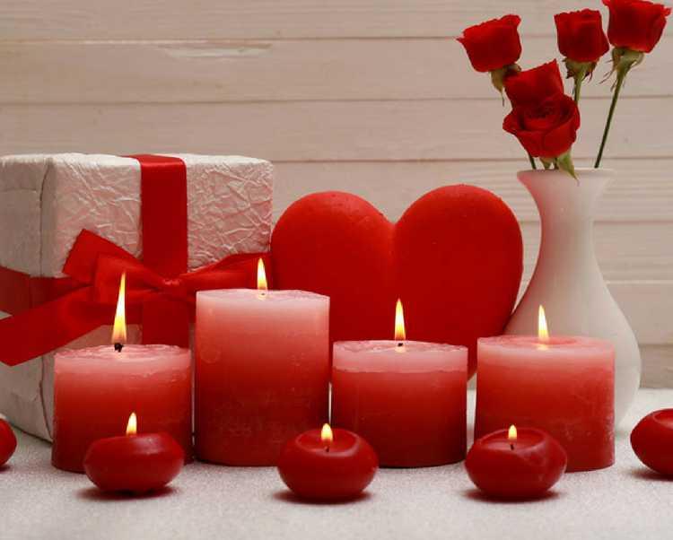 4 sugestões de decoração romântica para comemorar o dia dos ...