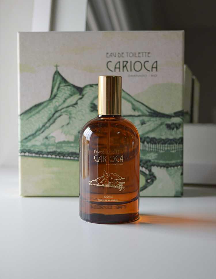 Carioca, da Granado, é um dos melhores perfumes femininos nacionais