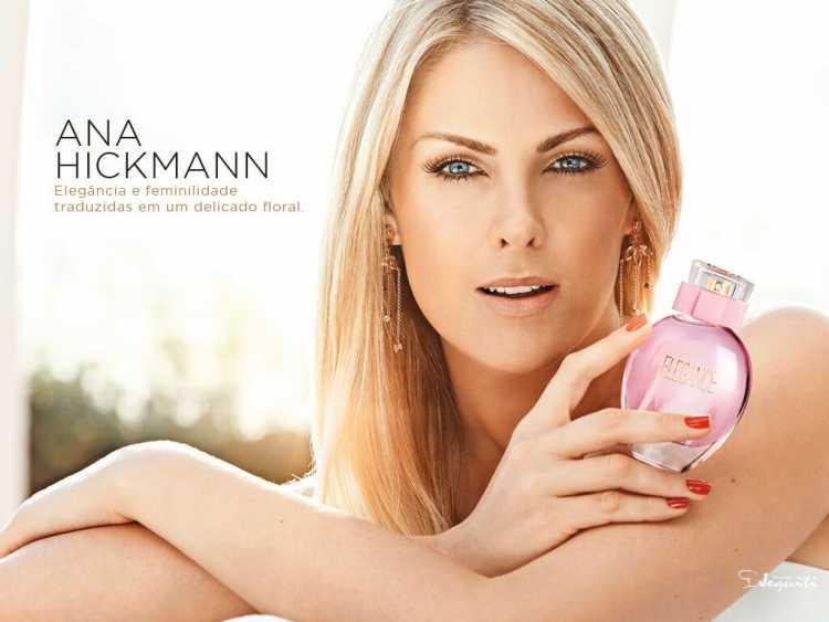 Elegance by Ana Hickmann, da Jequiti, é um dos melhores perfumes femininos nacionais