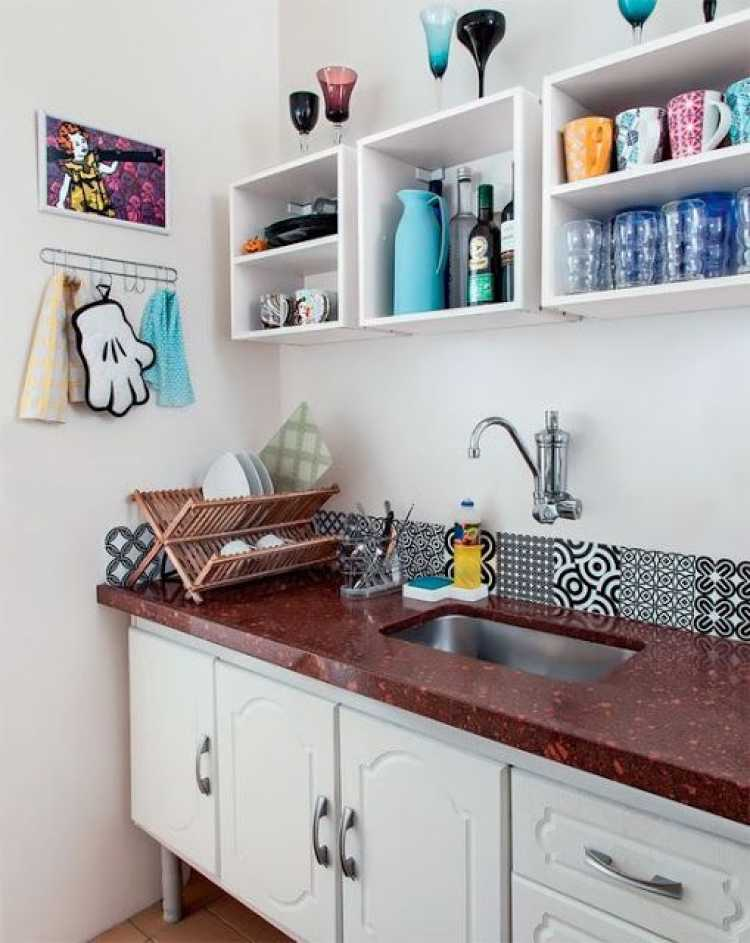 Dicas para decorar uma cozinha pequena