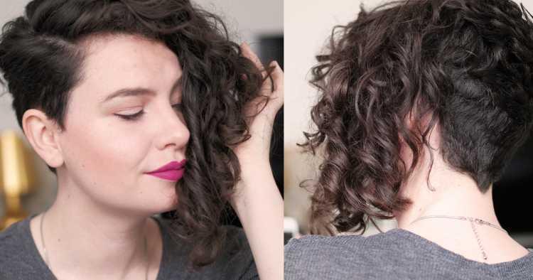 Modelo de corte de cabelo para 2019