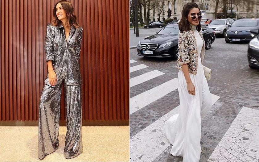 Calça pantalona é uma das principais tendências da moda outono inverno 2019