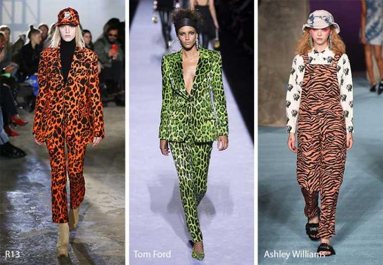 Tendências da moda inverno 2019: Animal print reinventado