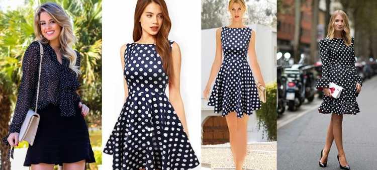 Estampa poá é um dos modelos de vestidos para apostar no verão 2019