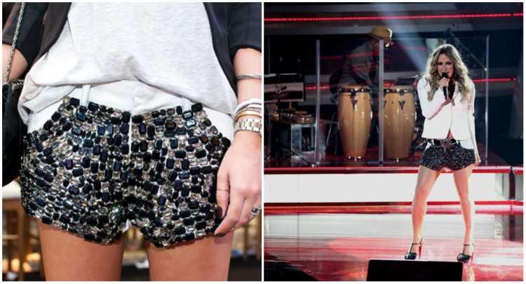 Shorts bordado é uma das inspirações para quem gosta de usar shortinhos no verão
