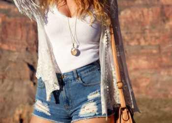 inspirações de look estiloso e fresco para o verão 2019