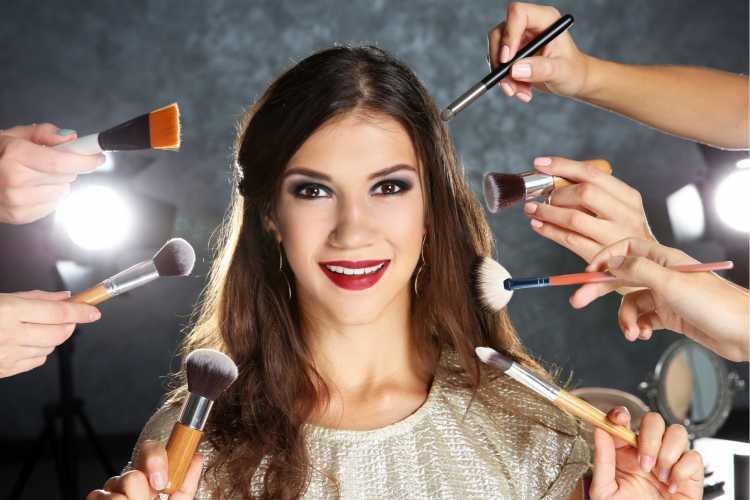 maquiagem para sessão de fotos de acordo com a ocasião