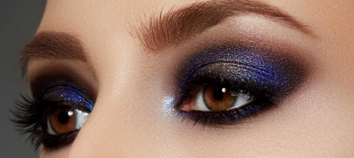 o uso incorreto ou exagerado de sombra pode acabar deixando a sua aparência envelhecida e o olhar pesado