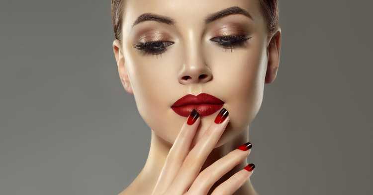 Maquiagem para noite de cada signo libra