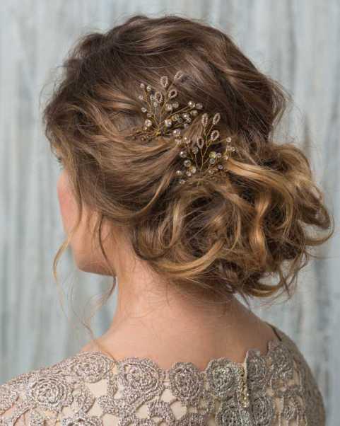 penteado lindo mãe da noiva