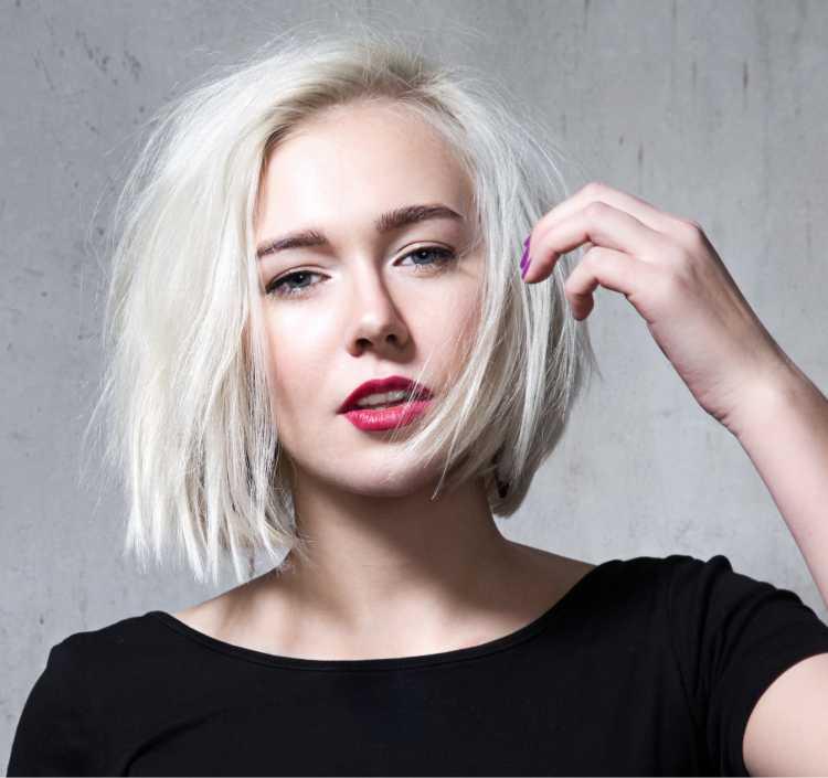 cortes de cabelos curtos chanel tradicional