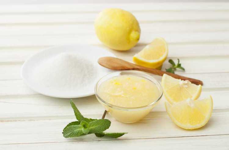 Sal e limão