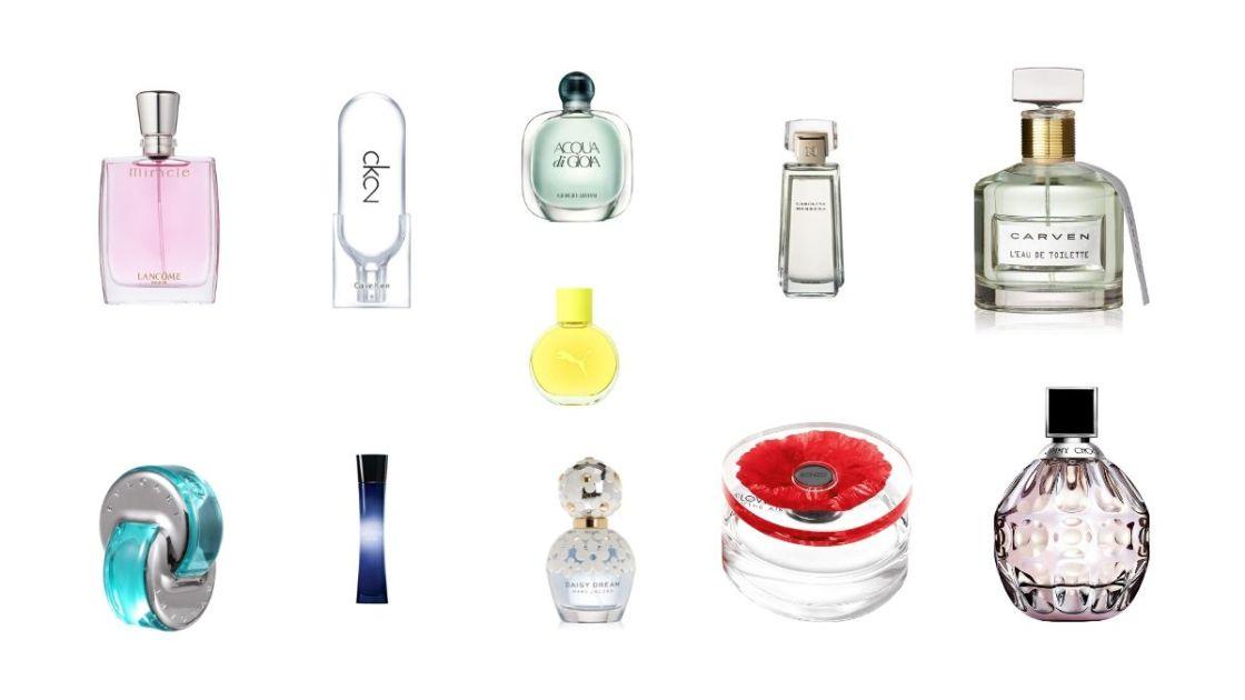 Perfumes Femininos Para Usar em Dias Quentes