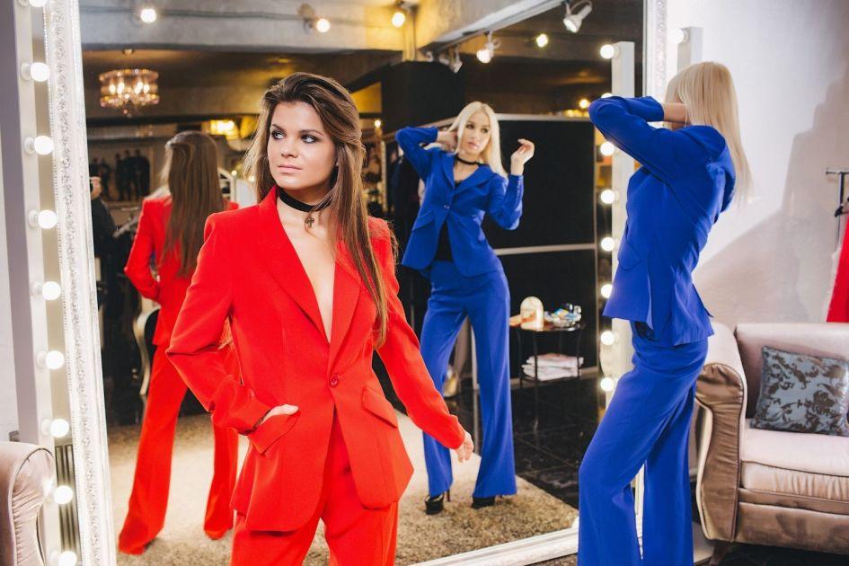 Terninhos são tendências da moda outono inverno 2020 - Foto shutterstock