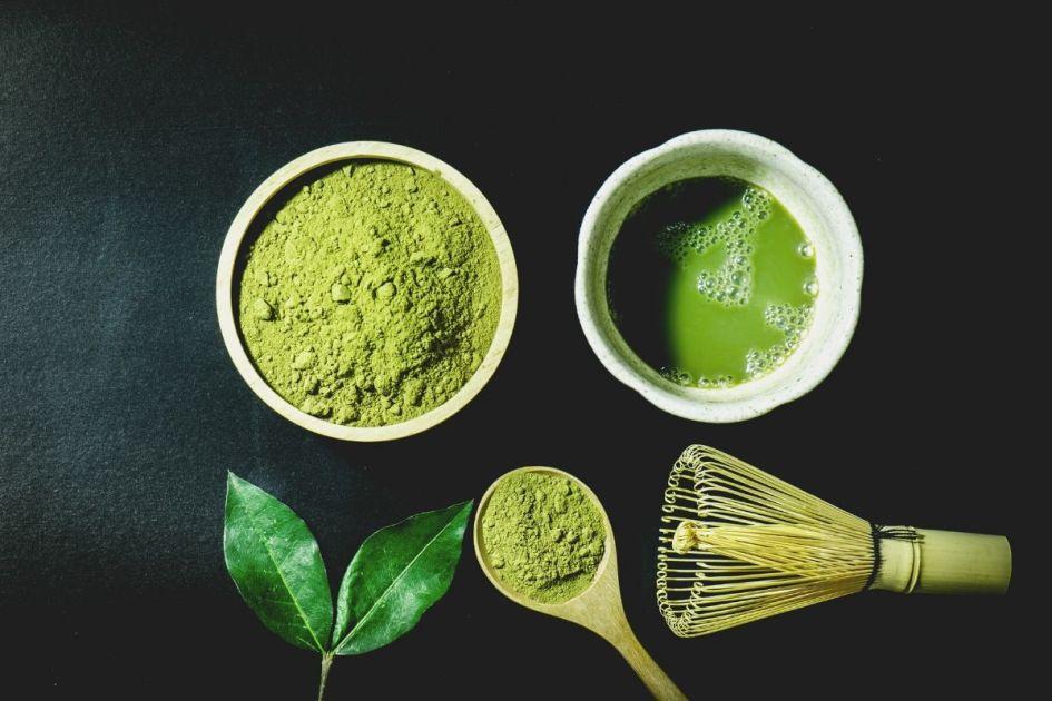 Use esta máscara de chá verde para seu cabelo crescer forte e saudável