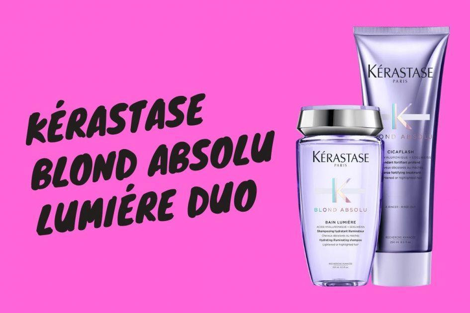 Kérastase Blond Absolu Lumiére Duo