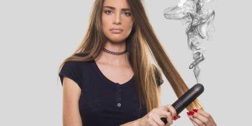 Protetores térmicos para cabelo