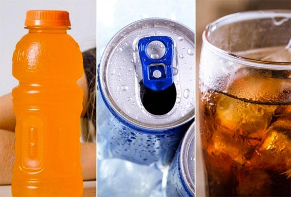 Refrigerantes e Bebidas Esportivas
