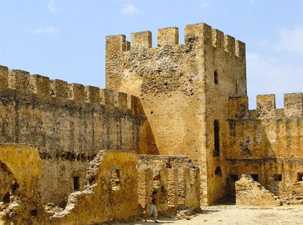 Castelo Frangokastello