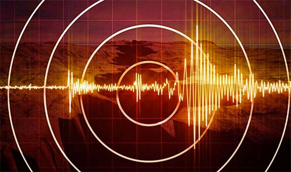 Medindo terremoto