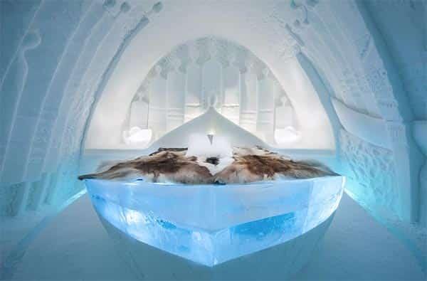Jukkasjarvi Ice Hotel, Suécia