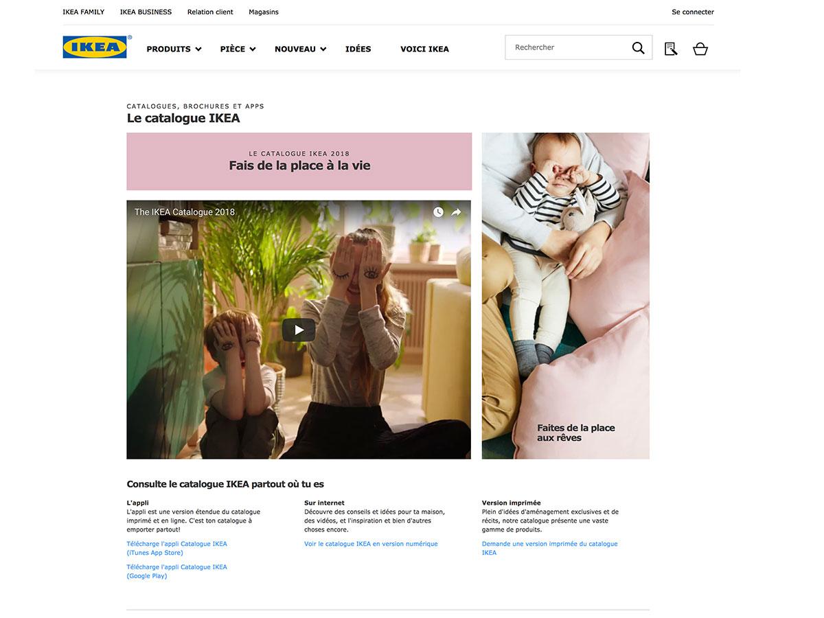 Ikea Comment Recevoir Le Catalogue Gratuit
