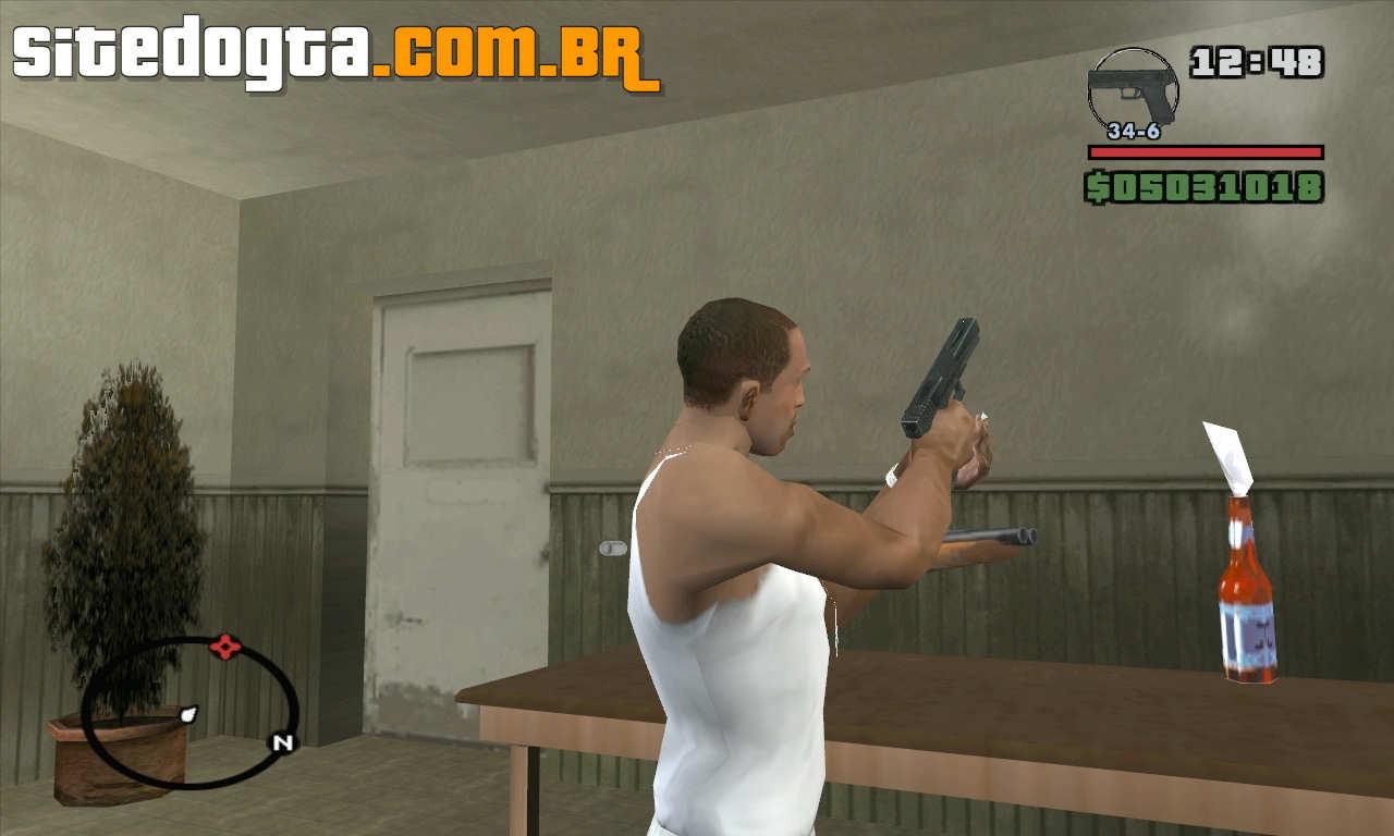 Pistola Glock 19 Para GTA San Andreas Site Do GTA