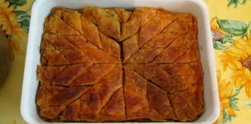 Bakllava shqiptare (Video)