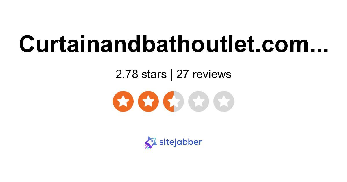 curtain bath outlet reviews 28