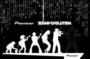 Pioneer Sound Evolution