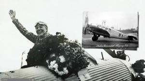 First Female Pilot Lufthansa