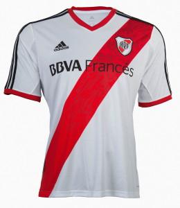 La nueva camiseta de River Plate
