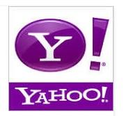 viejo logo Yahoo