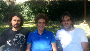 Pedro + Rulo + Nico