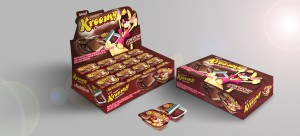 Displays Kroomy Chocolate