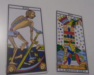 La Muerte y La Torre en Sitemarca #10 280515