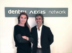 Claudia Colaferro y Juan Pedro Mc Cormak
