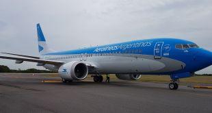 Aerolíneas Argentinas Boeing