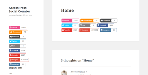 accesspress-social-counter-on-wordpress