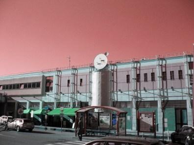 Gare de Lamezia Terme - juillet 2017