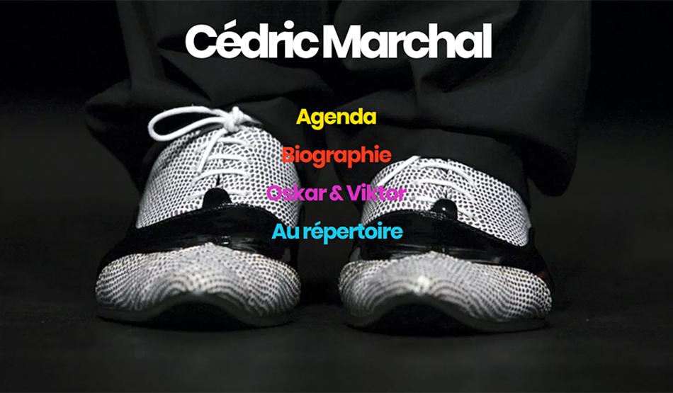 Cedric Marchal - Site Cataluna