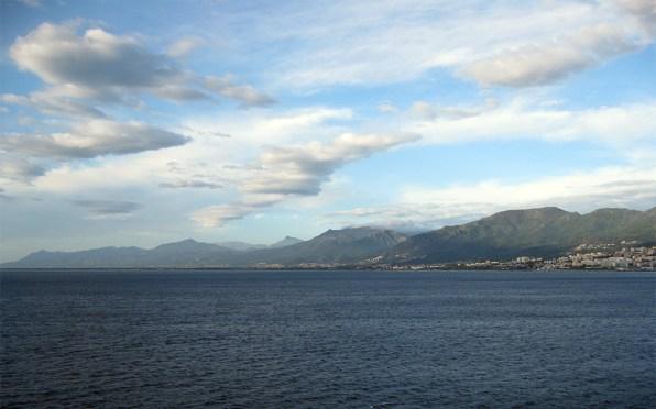 Ciel de Bastia