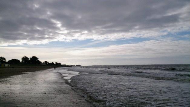 ciel de plage