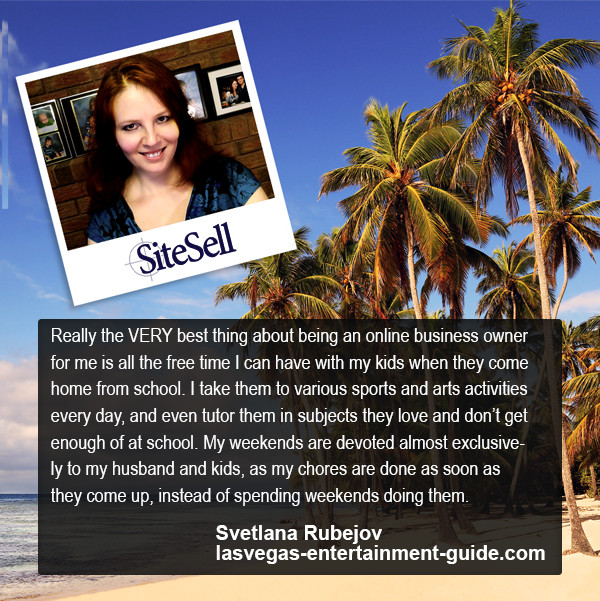 Personal Freedom Quote by Svetlana Rubejov at http://www.sitesell.com/blog/2015/07/personal-freedom-quotes-by-everyday-entrepreneurs.html