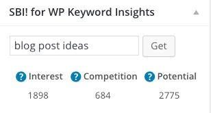 WordPress-Plugin-Keyword-Insights